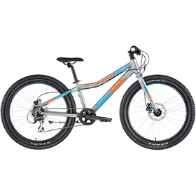 "Serious Trailkid Comp 24"" Kinderen, silver/orange"